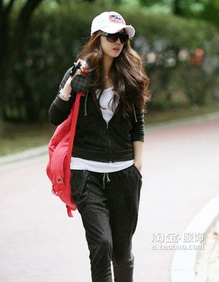 2011年新春韩国流行穿搭法则